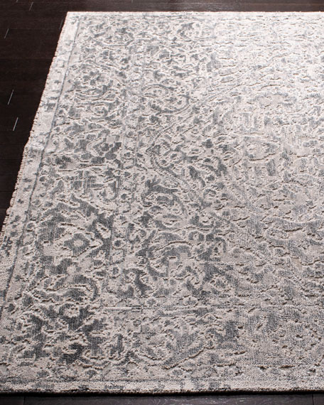 Massey Hand-Knotted Rug, 9' x 12'