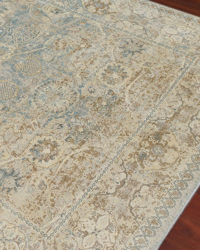 Fulton Hand-Knotted Rug  10' x 14'