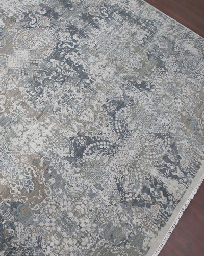 Arista Hand-Knotted Rug  6' x 9'