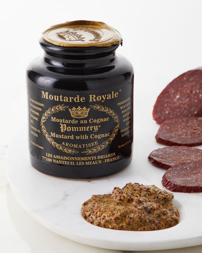 Moutarde Royale au Cognac