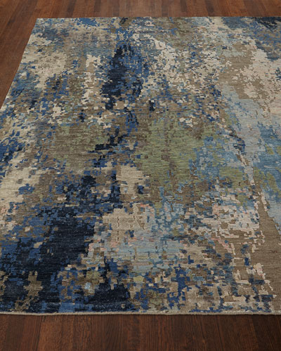 Ellison Tibetan Weave Knotted Rug  12' x 15'