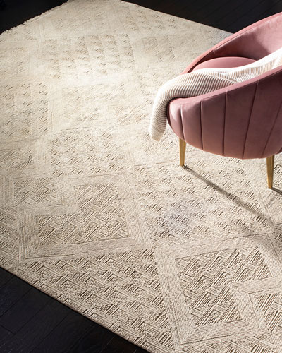 Hartley Hand-Knotted Rug  10' x 14'