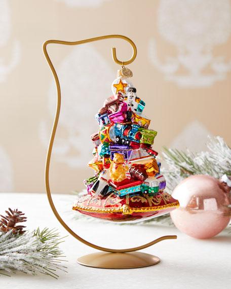 John Huras  Christmas Tree Ornament