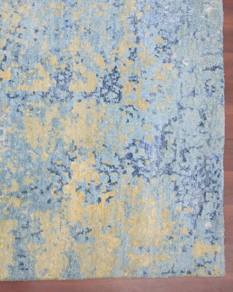 Sophia Hand-Knotted Rug, 9' x 12'