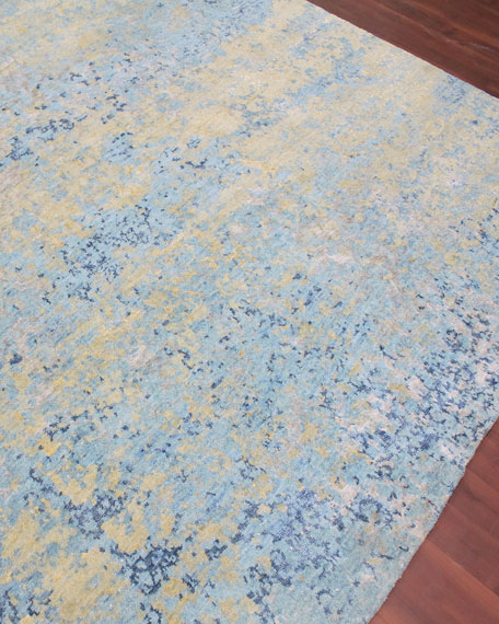Sophia Hand-Knotted Rug, 6' x 9'