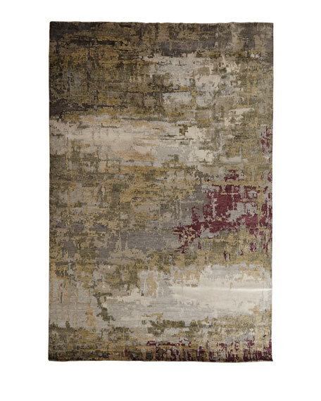 Lennon Hand-Knotted Rug, 4' x 6'