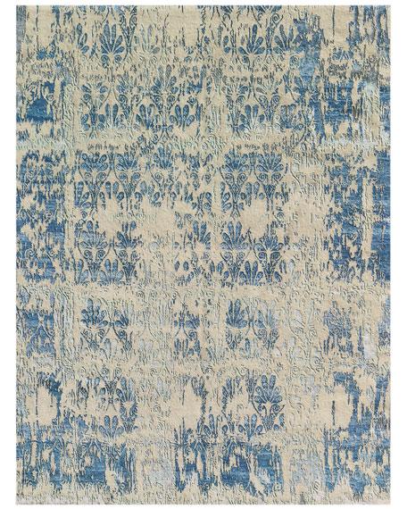 Sadler Hand-Knotted Rug, 6' x 9'