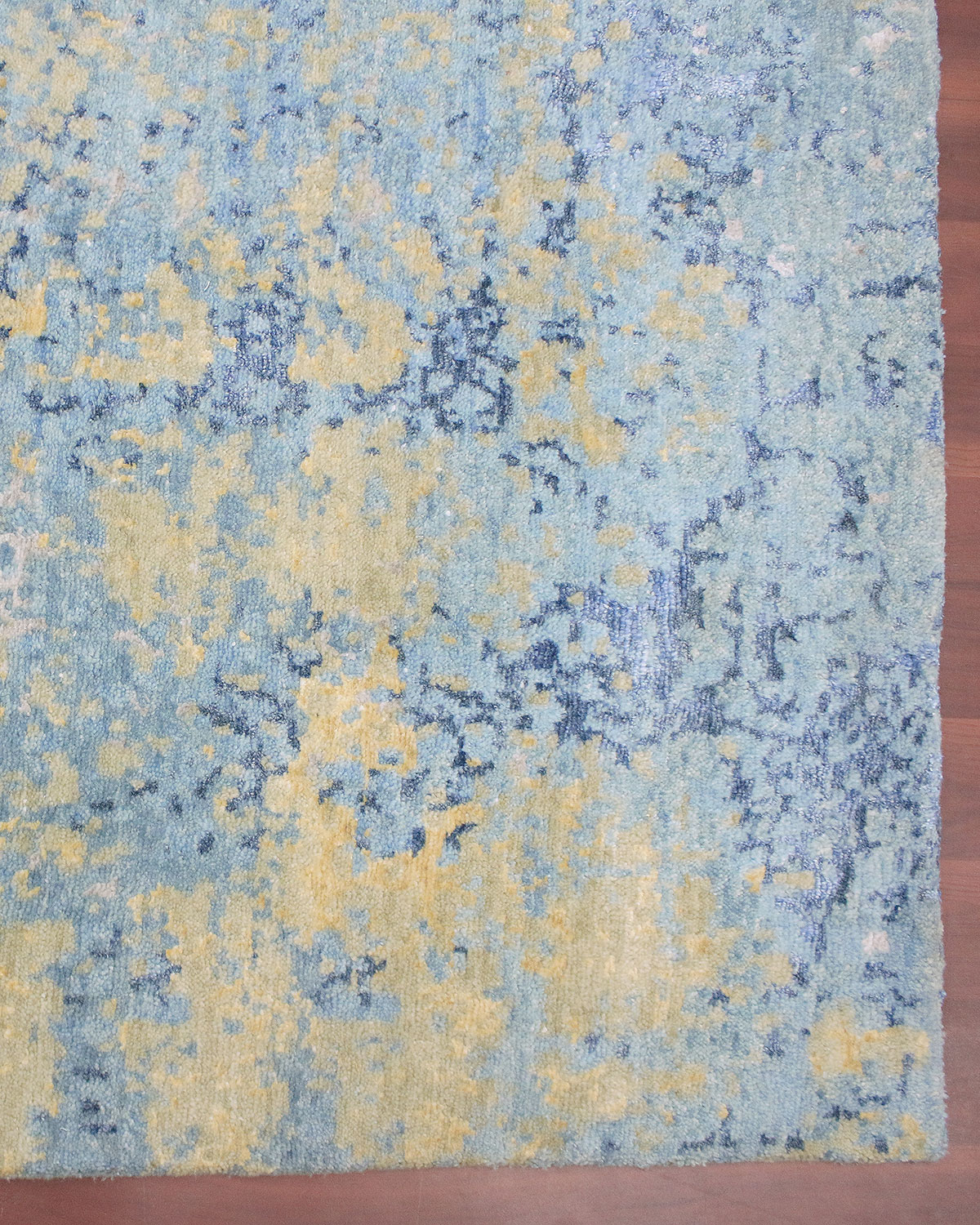 Sophia Hand Knotted Rug 8 X 10