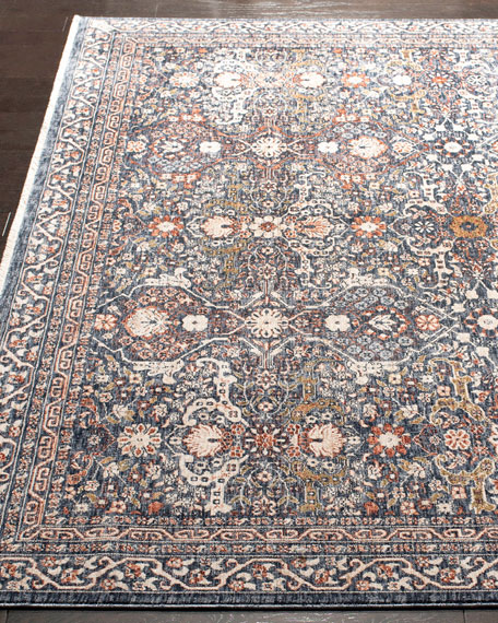 Belvoir Power-Loomed Runner, 2.2' x 10'