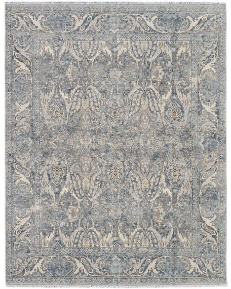 Dalton Hand-Knotted Rug, 8' x 10'