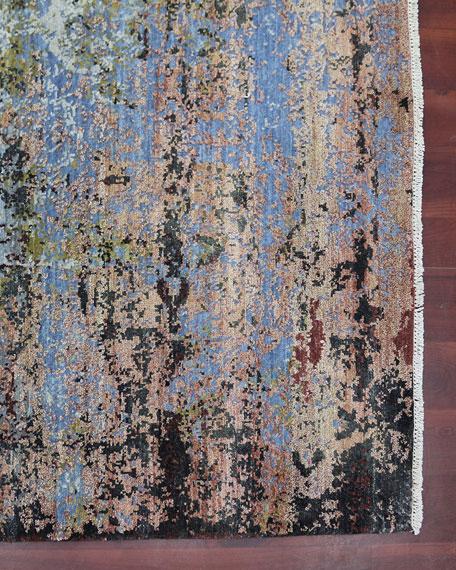 Amancio Hand-Knotted Rug, 9' x 12'
