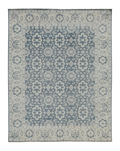 Blakely Hand-Knotted Rug, 9' x 12'