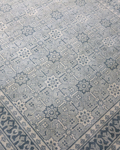 Roman Hand-Knotted Rug  8' x 10'