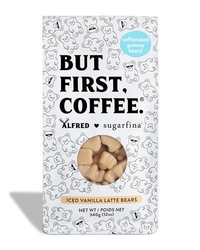 x Alfred Iced Vanilla Latte Caffeinated Gummy Bears