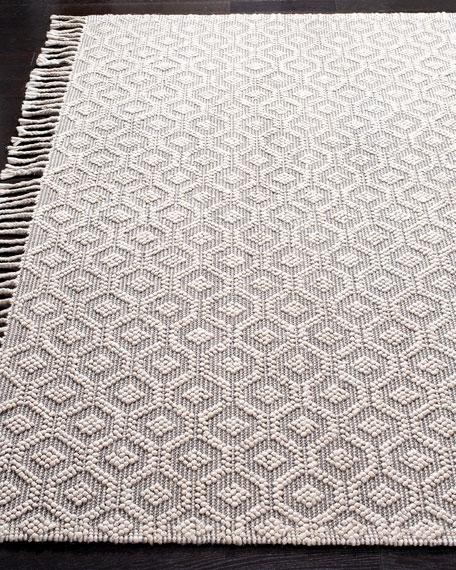 Cadence Hand-Woven Rug, 5' x 8'