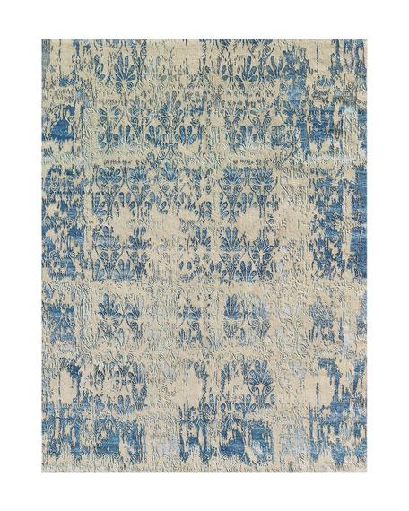 Sadler Hand-Knotted Rug, 10' x 14'