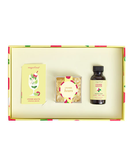 Lychee Mojito Cocktail Kit