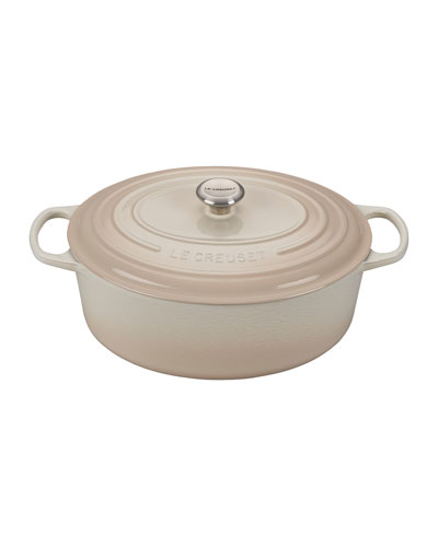 9.5-Qt. Oval Dutch Oven