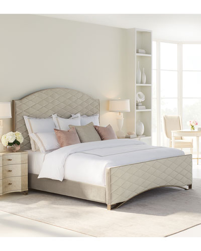 Quilty Pleasure Queen Bed