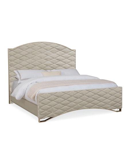 Quilty Pleasure King Bed