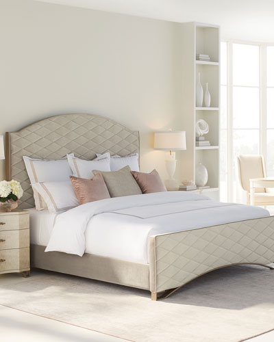 Quilty Pleasure King Bed