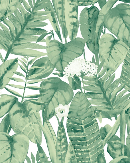 Tropical Removable Wallpaper