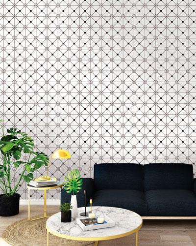 Zodiac Removable Wallpaper