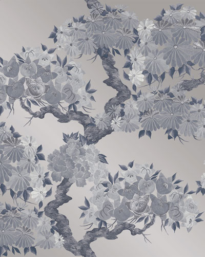 Kimono Removable Wallpaper