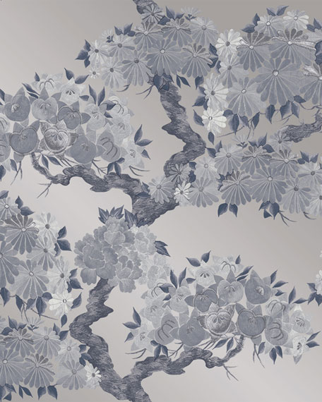 Tempaper Kimono Removable Wallpaper
