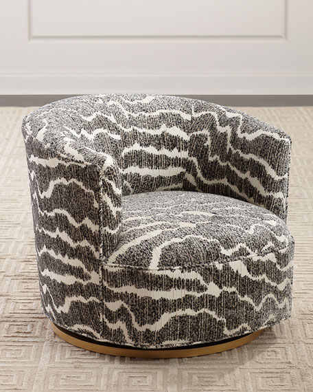 Haute House Diane Swivel Chair