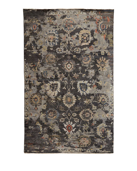 Trulee Hand-Knotted Runner, 2.6' x 10'