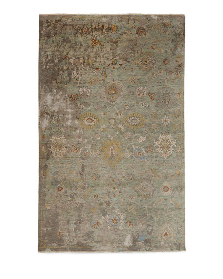 Martyn Hand-Knotted Rug, 10' x 14'