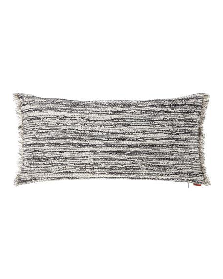 """Wattens Pillow, 12"""" x 24"""""""