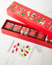 x Neiman Marcus 6-Piece Holiday Slider Box
