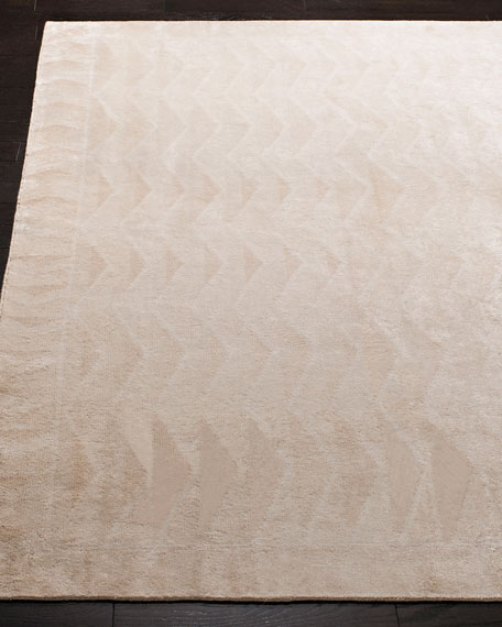 Bryce Canyon Hand-Knotted Rug, 9' x 12'