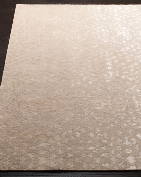Tenaya Hand-Knotted Rug, 8' x 10'
