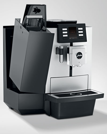 X8 Platinum Espresso Machine