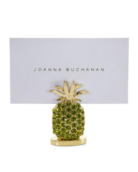 Pineapple Place Card Holders, Set of 2
