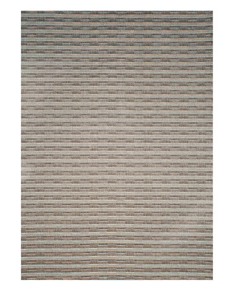 "Gold Collection Outdoor Rug, 5'3"" x 7'4"""