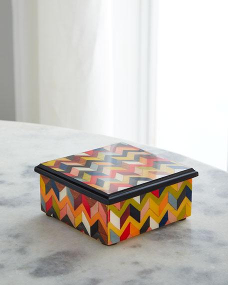Barile Biagio Inlaid Wood Box