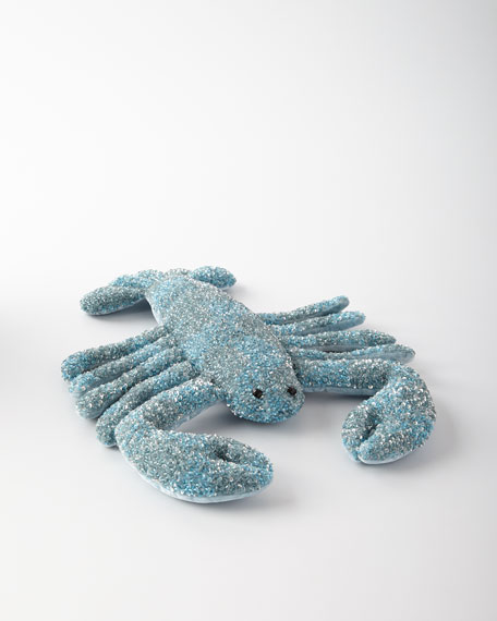 Anke Drechsel Blue Lux Lobster Decor