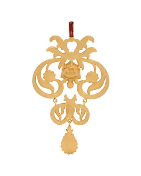 2019 Annual Metal Ornament
