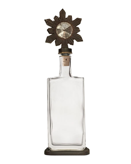 Jan Barboglio Girasol Decanter