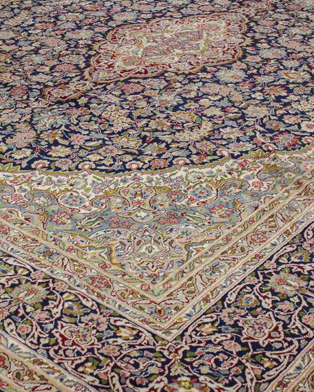 Matilda Hand-Knotted One of a Kind Rug, 10' x 12.8'