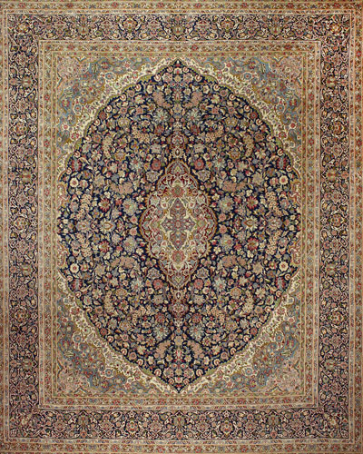 Matilda Hand-Knotted One of a Kind Rug  10' x 12.8'
