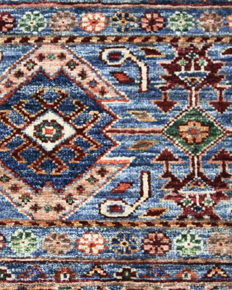 Lexie Hand-Knotted One of a Kind Rug, 8.1' x 9.9'