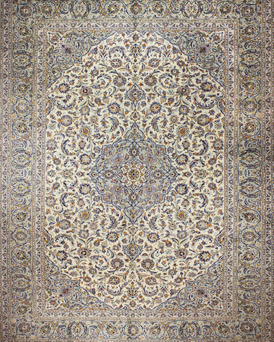 Marjorie Hand-Knotted One of a Kind Rug  10.1' x 14.1'
