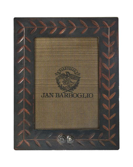 Jan Barboglio Laurel Picture Frame, 5 x 7