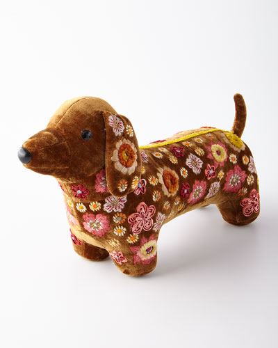 Dog Beauty Bronze Decor
