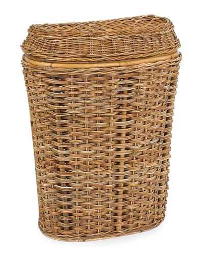 French Country Laundry Hamper